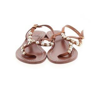TORY BURCH Pearl Thong Sandals